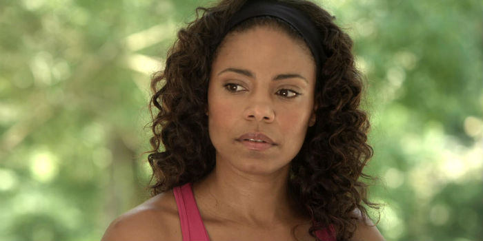 "Sanaa Lathan Talks New Film ""Repentance"", Dating & Social Media"