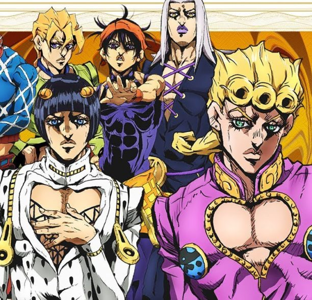 Black Music Month Feature: JoJo's Bizarre Adventure