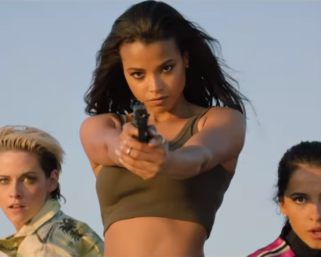 Ella Balinska shines in 'Charlie's Angels' trailer