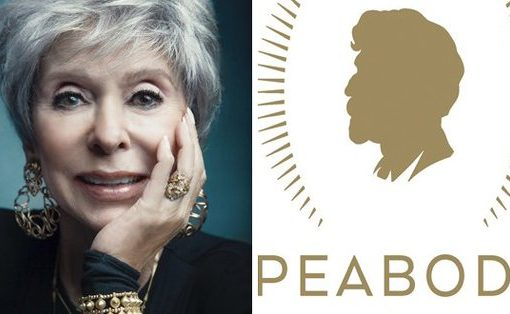 Celebration Of Excellence: Rita Moreno Becomes First Latino To Receive Peabody Award