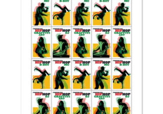The U.S. Postal Service Releasing New Hip-Hop Themed Stamps To Celebrate The Culture