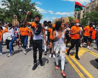 93 Year Old Activist Opal Lee and 23 Year Old Rapper Niko Brim Bridge The Generation Gap for Juneteenth
