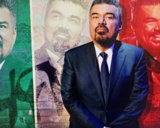 The Chicano Dream Team: George Lopez, Mister Cartoon & Estavan Oriol Link Up For 'Once Upon A Time In Aztlan'