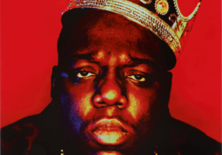 Sotheby's To Auction Off Biggie's Iconic Gold Crown From His Last Photoshoot